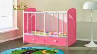 Кроватка детская  ORIS FIONA