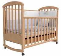Кроватка детская ЛД 9