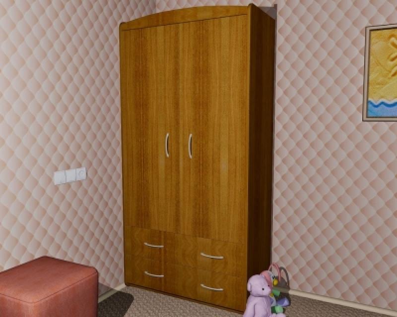 Шкаф ORIS (орех)