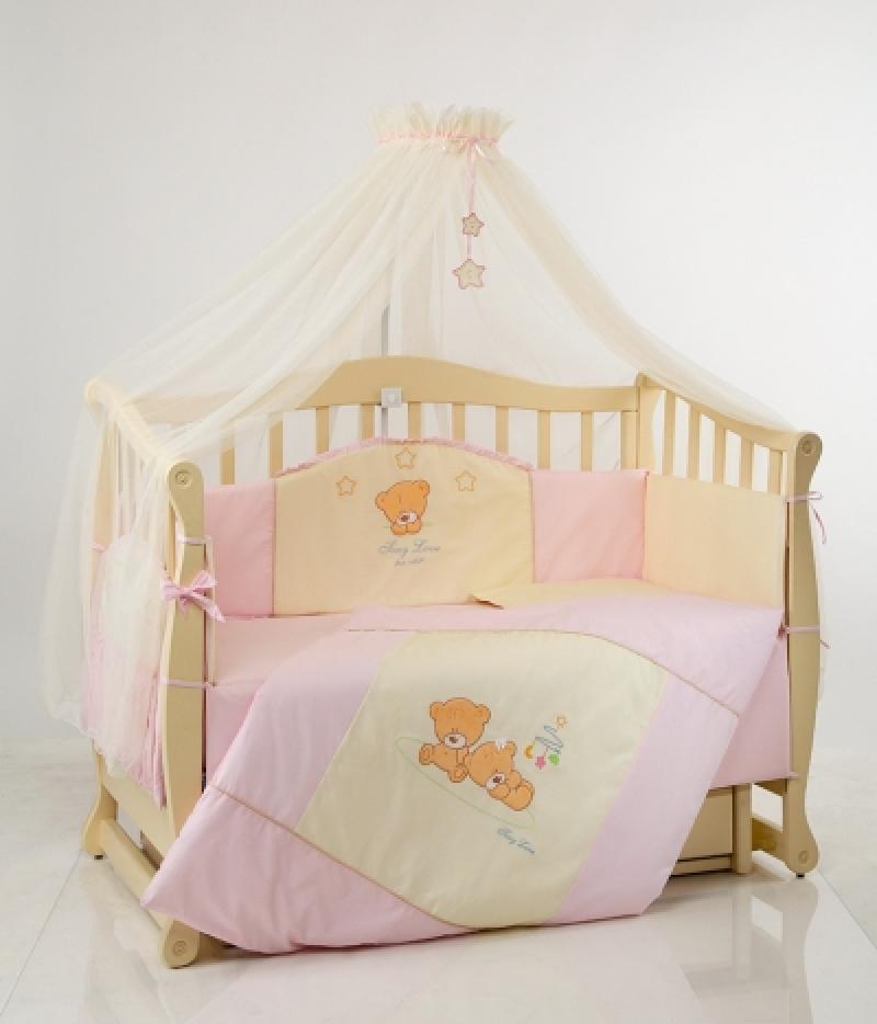 Маленькая Соня Tiny Love (розовый) 7ед