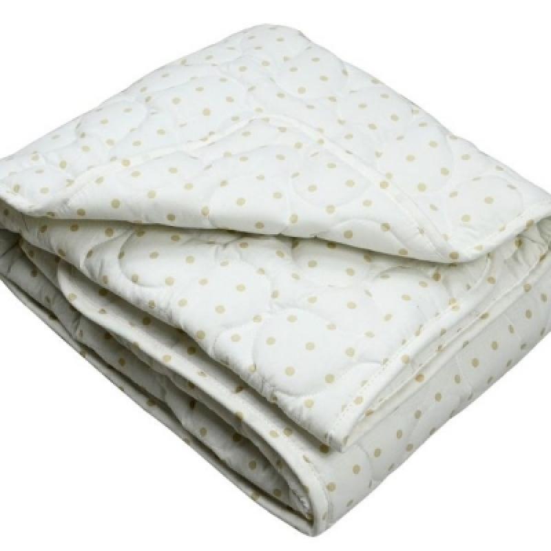 """Одеяло Veres """"Soft fiber cream """" (143\110)"""