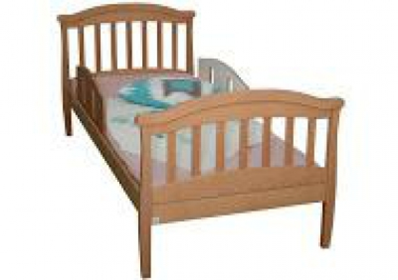 Кроватка подростковая, 1900х800, бук