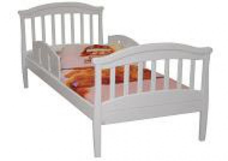 Кроватка подростковая, 1900x800, белый