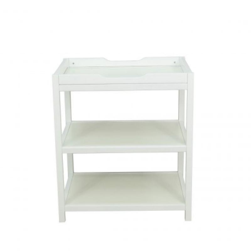 Пеленальный столик ДСП (белый)