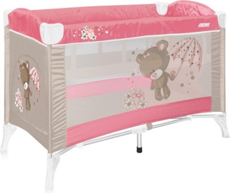 Манеж Bertoni ARENA 2L (pink bear)