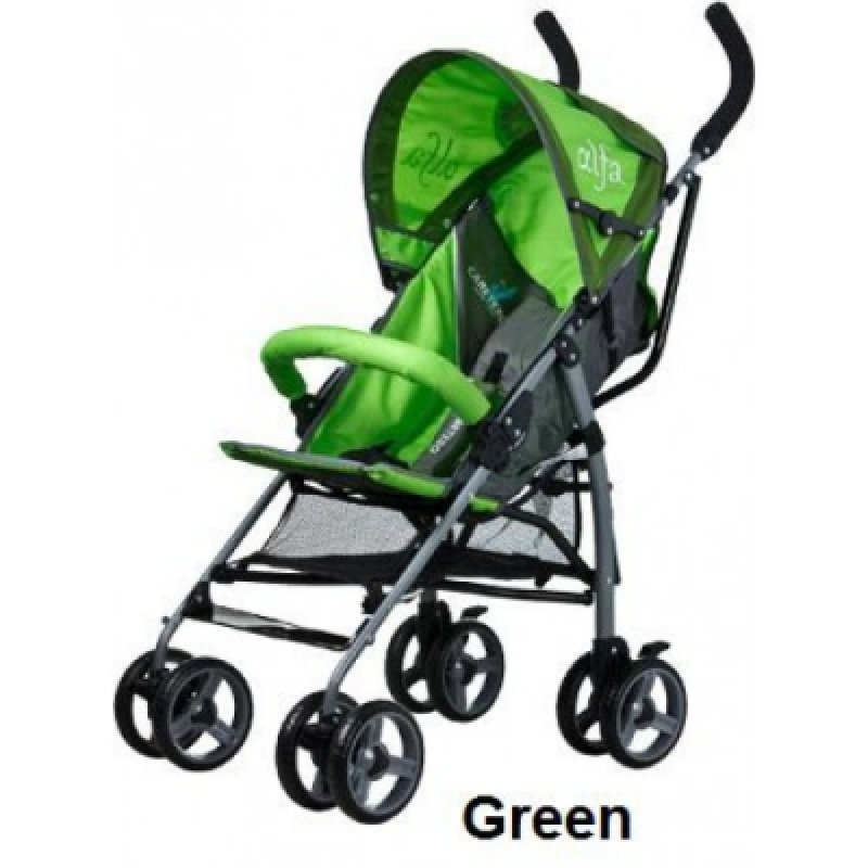 Коляска Caretero Alfa - green