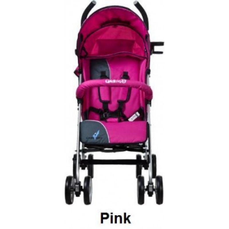 Коляска Caretero Gringo - pink