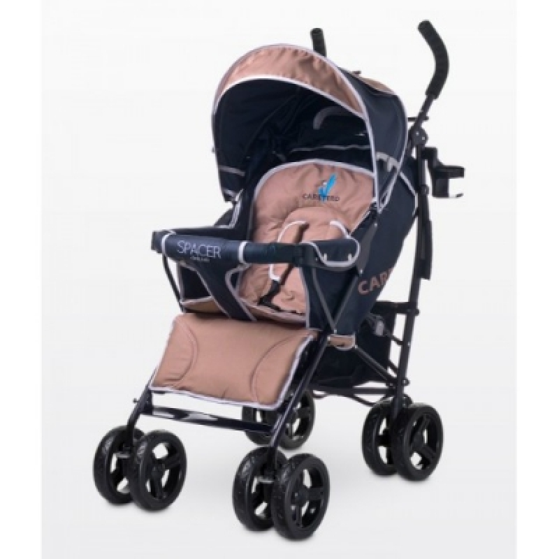 Коляска Caretero Spacer deluxe - beige