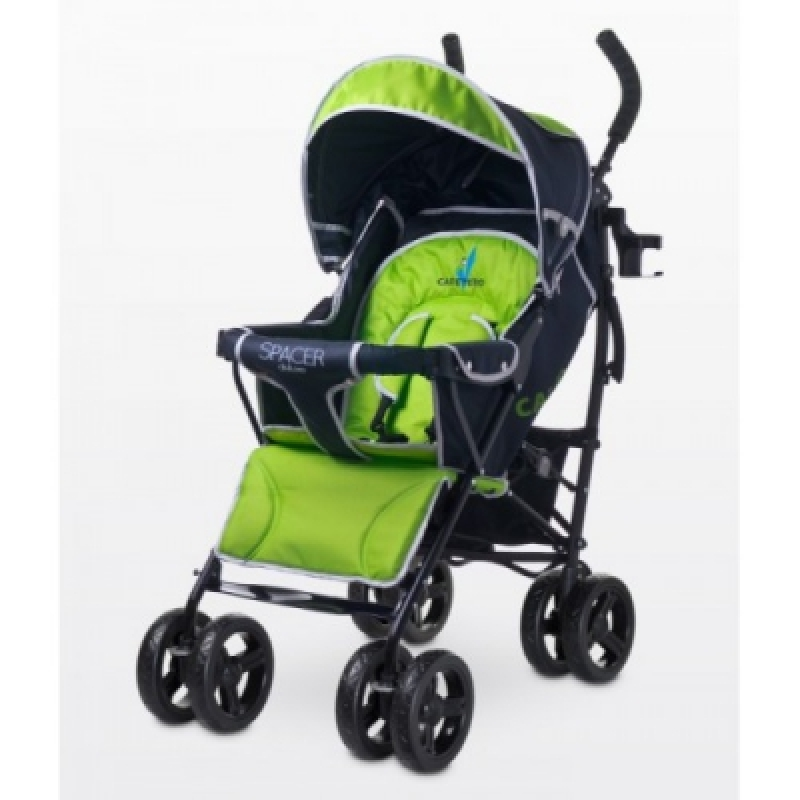 Коляска Caretero Spacer deluxe - green
