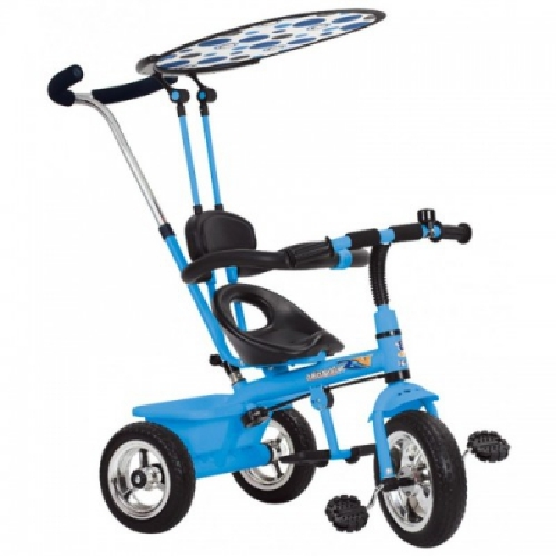 Велосипед 3-х кол. Alexis-Babymix 7020711 (blue)