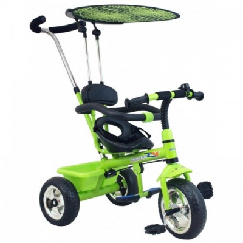Велосипед 3-х кол. Alexis-Babymix 7020711 (green)