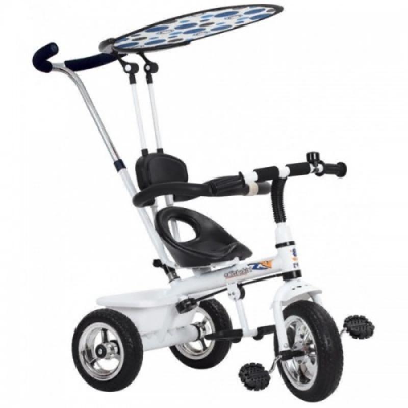 Велосипед 3-х кол. Alexis-Babymix 7020711 (white)