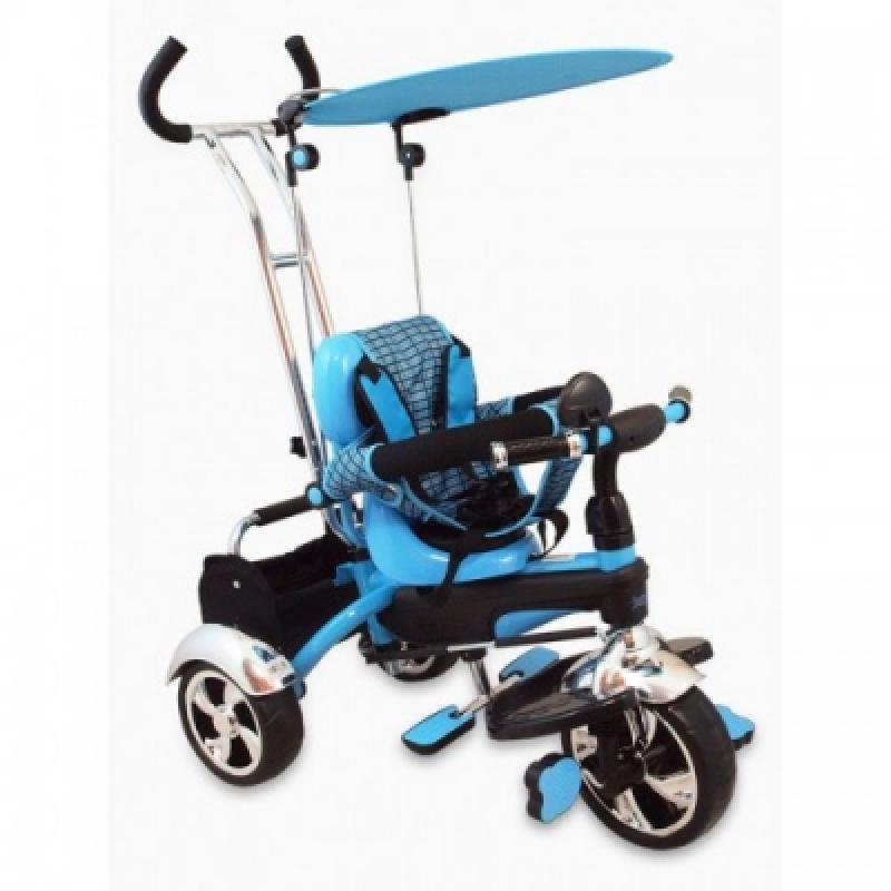Велосипед 3-х кол. Alexis-Babymix UR-DY-GR01A (blue)