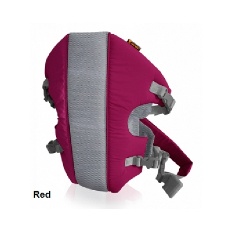 Кенгурушка Bertoni DISCOVERY (red)