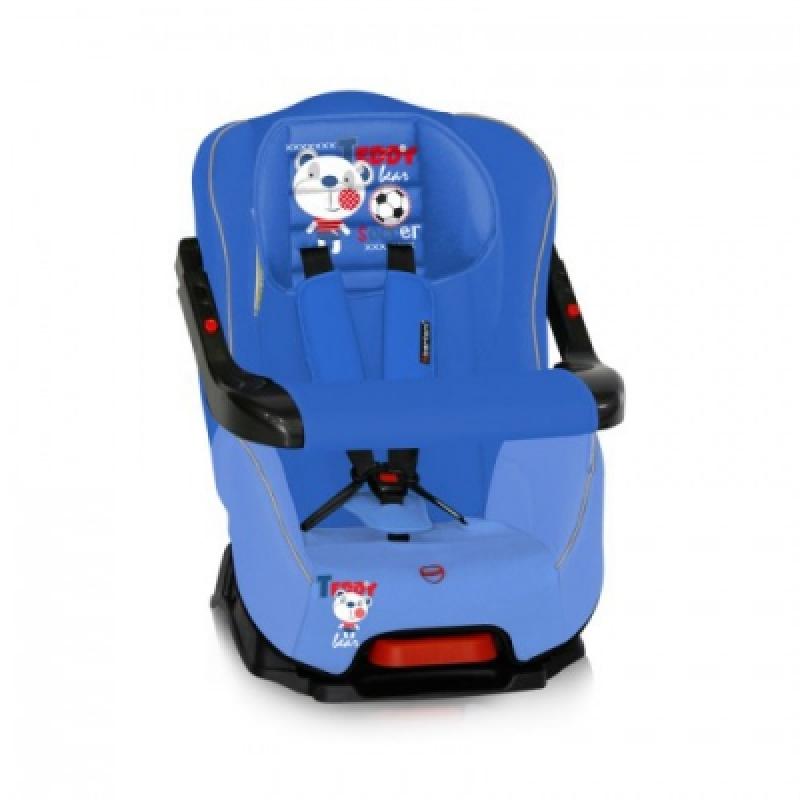Автокресло Bertoni BUMPER (blue soccer)