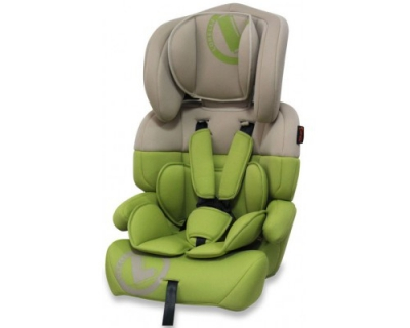 Автокресло Bertoni JUNIOR+ (beige green)