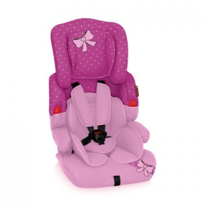 Автокресло Bertoni KIDDY (pink ribbon)