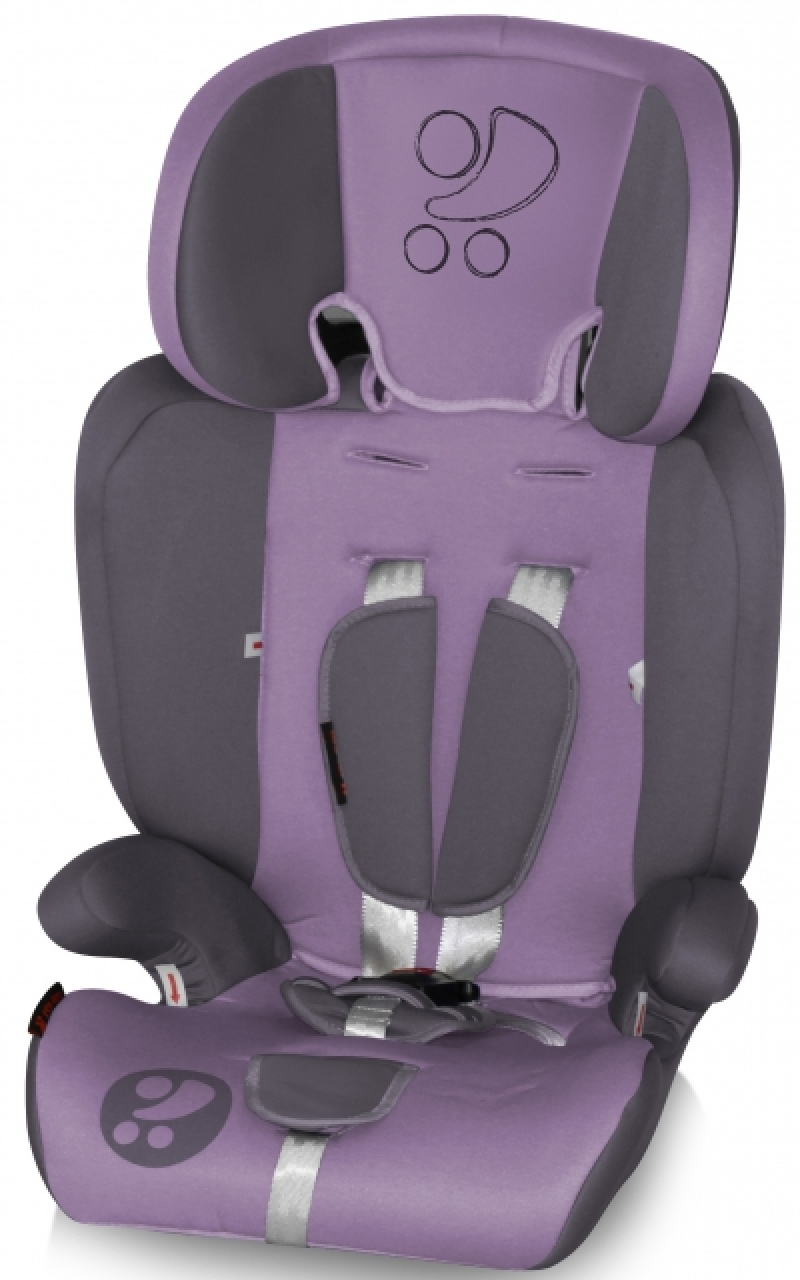 Автокресло Bertoni MARANELLO (violet lorelli)
