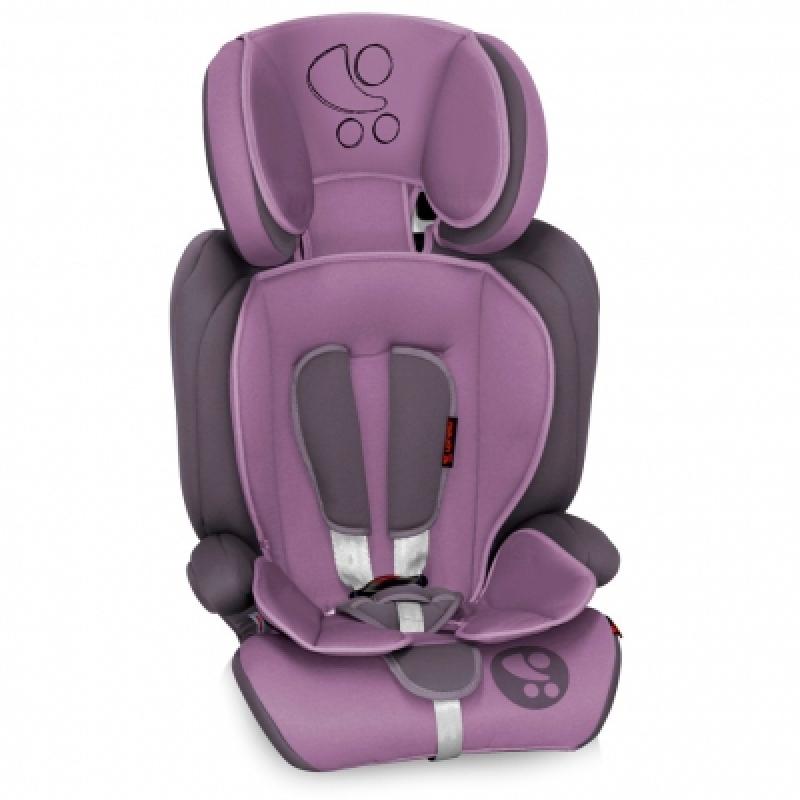 Автокресло Bertoni MONDEO (violet lorelli)