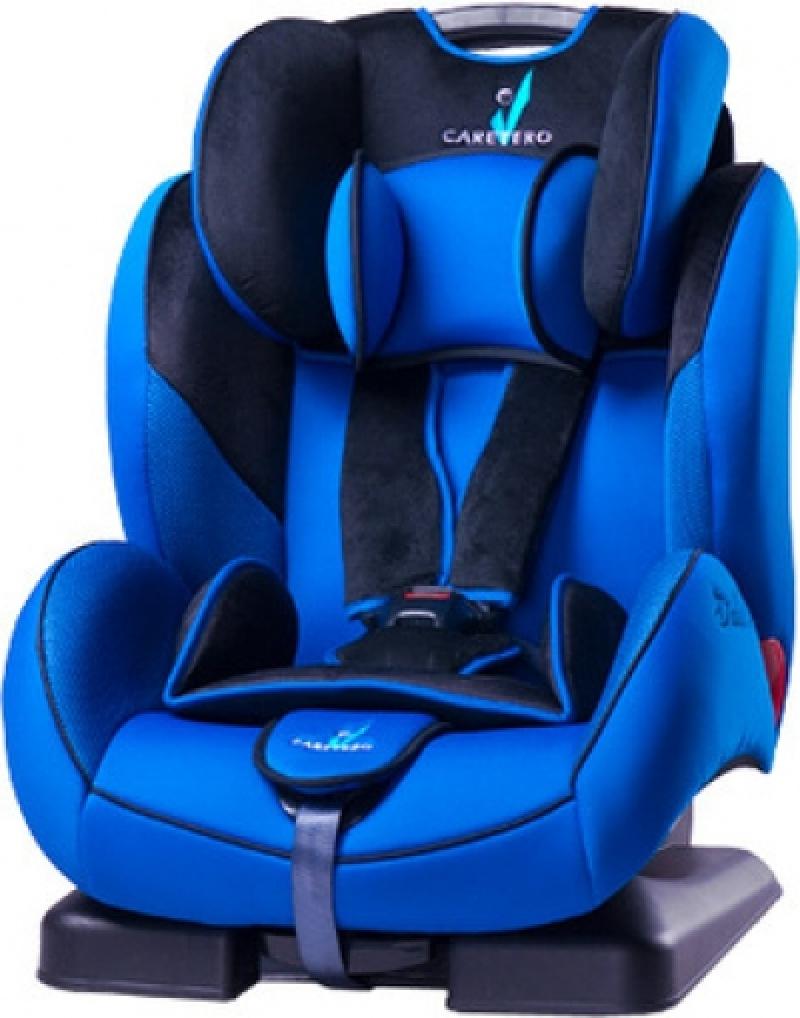 Автокресло Caretero Diablo XL + (9-36кг) - blue