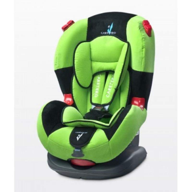 Автокресло Caretero Ibiza (9-25кг) - green 2015