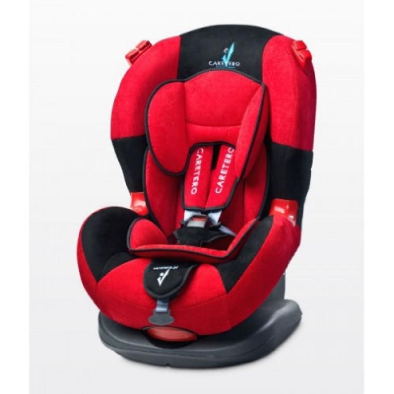 Автокресло Caretero Ibiza (9-25кг) - red 2015