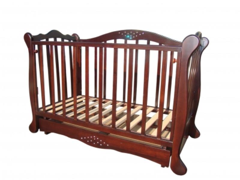 Кроватка детская ТРИЯ КАМЕЛИЯ
