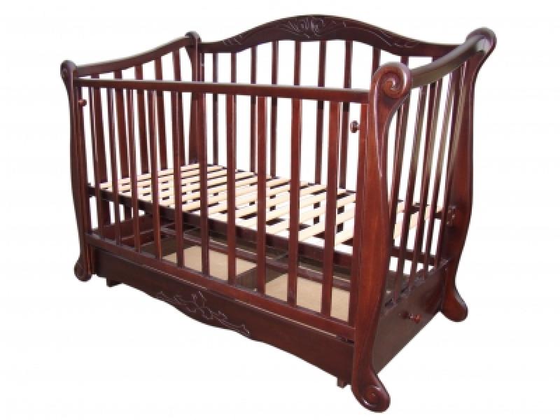 Кроватка детская ТРИЯ ПРИНЦЕССА