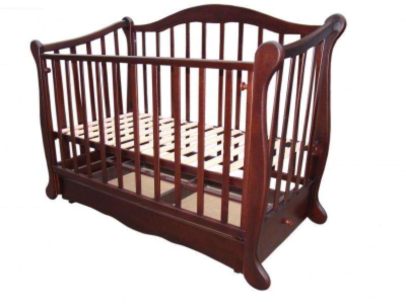Кроватка детская ТРИЯ ФЕЯ