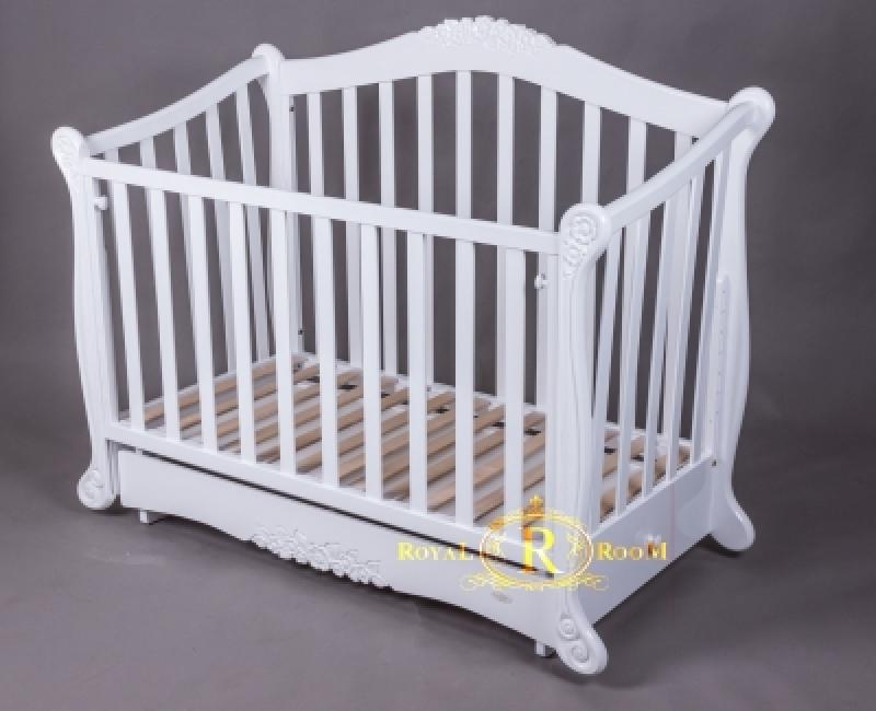 Кроватка детская ROYALROOM ВИОЛА