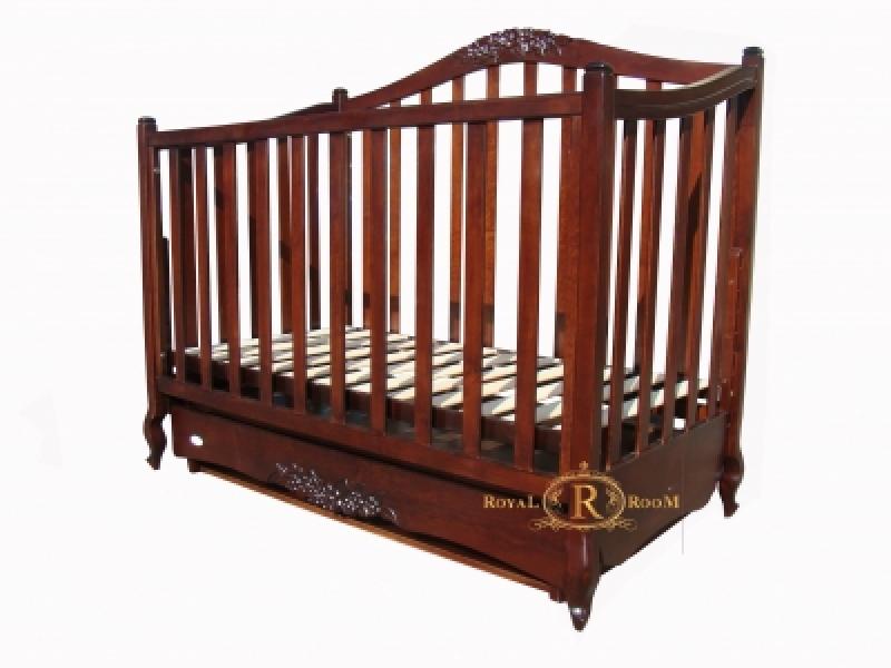 Кроватка детская ROYALROOM ГРАЦИЯ
