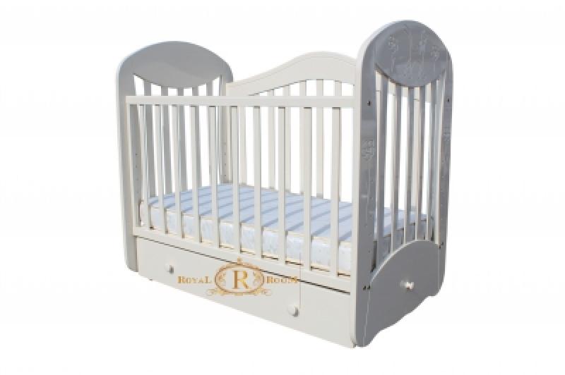 Кроватка детская ROYALROOM КИТТИ