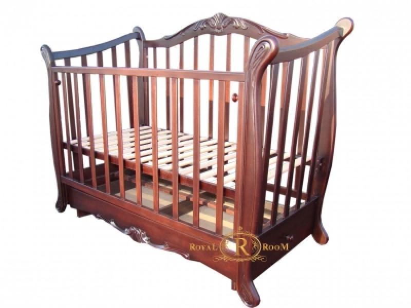 Кроватка детская ROYALROOM ЛЕДИ