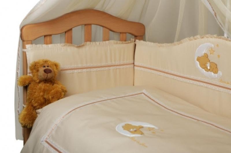 Комплект Тедди бежевый 6 ед
