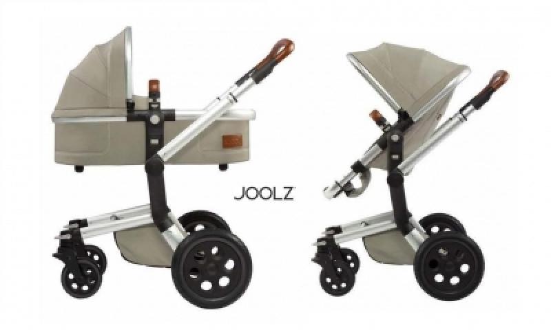 JOOLZ DAY универсальная коляска 2в1  EARTH Elephant Grey