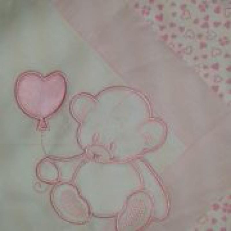 Конверт-одеяло(весна-лето) Veres ''Sweet Beer pink''