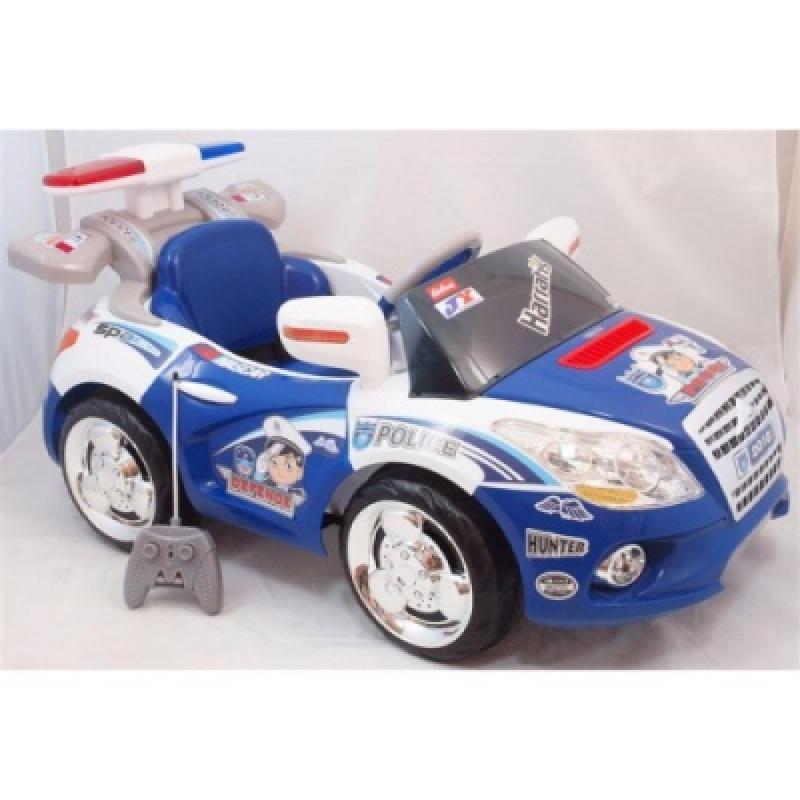 Электромобиль Alexis-Babymix ET2018-1 blue