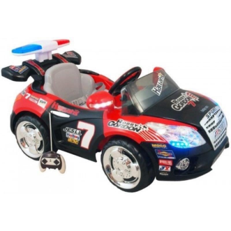 Электромобиль Alexis-Babymix ET2018-1 red