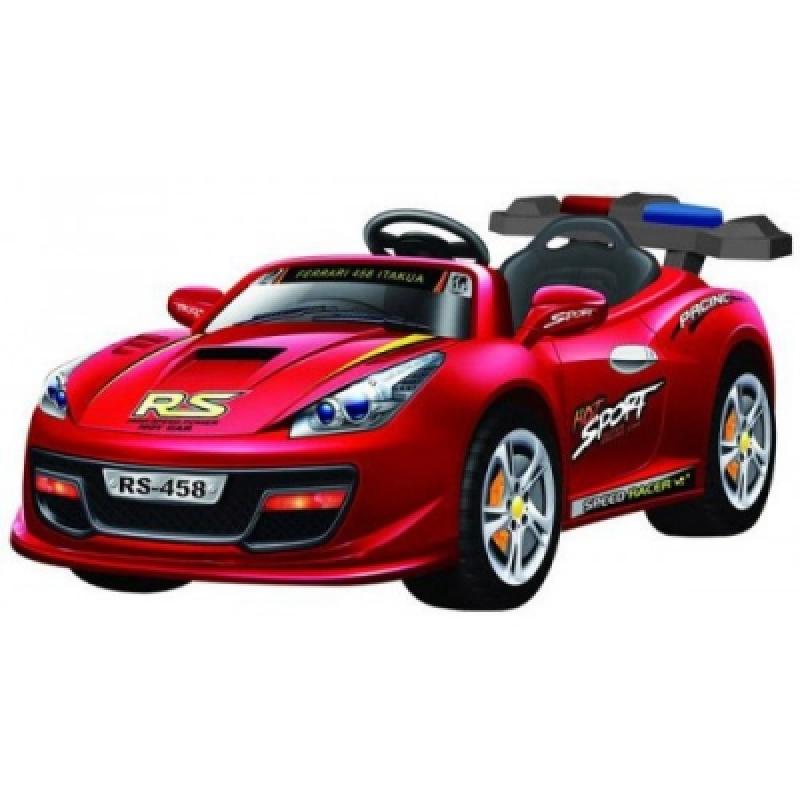 Электромобиль Alexis-Babymix ZP5029R red