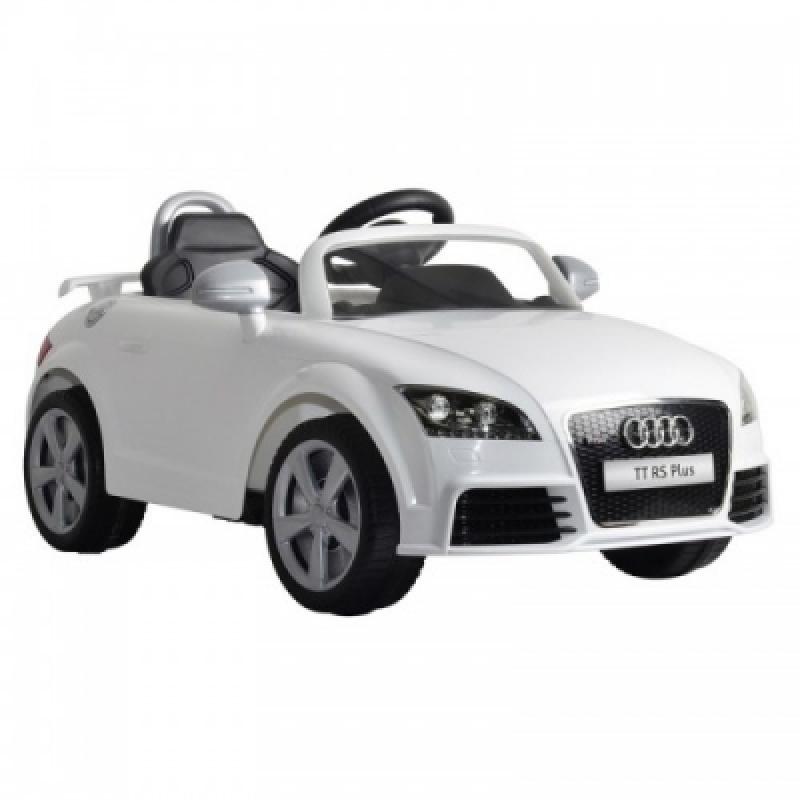 Электромобиль Audi TT Alexis-Babymix Z676AR white