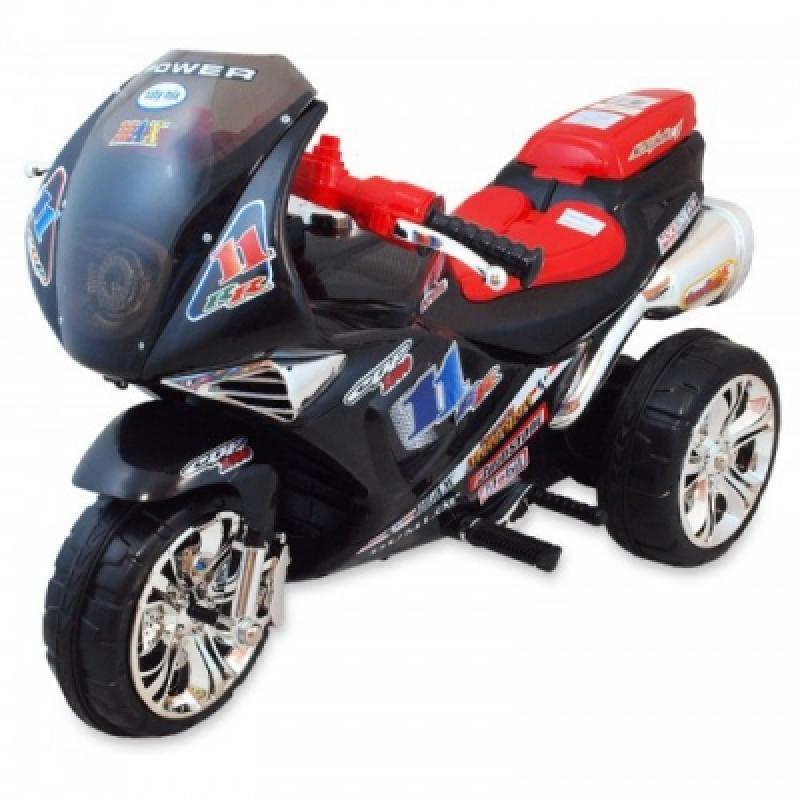 Электромотоцикл Alexis-Babymix ZP2131 black