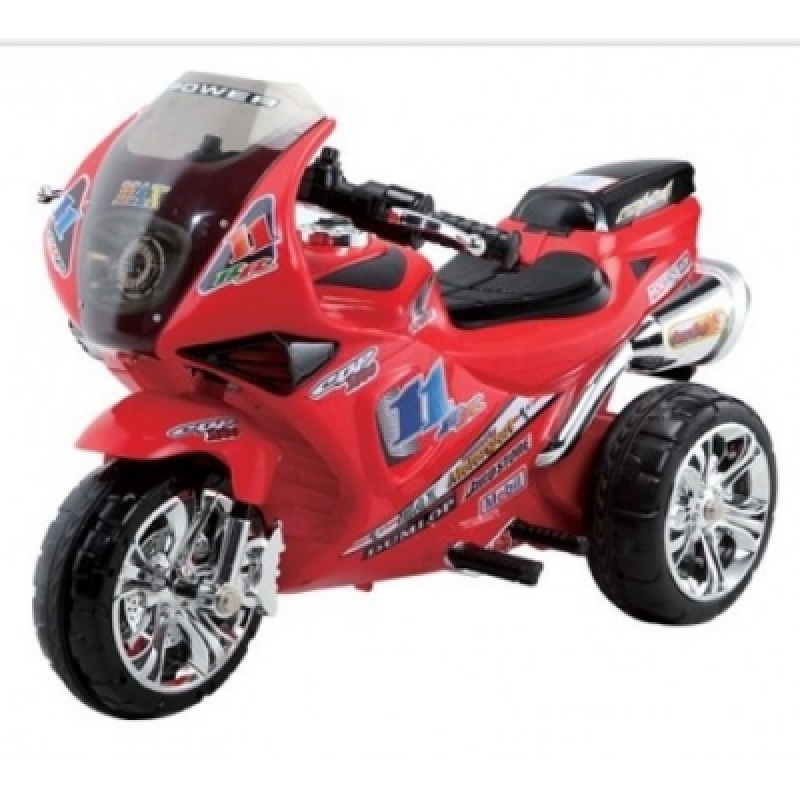 Электромотоцикл Alexis-Babymix ZP2131 red