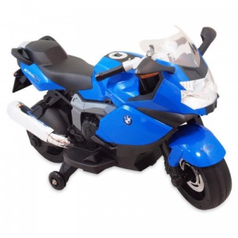 Электромотоцикл BMW Alexis-Babymix Z283 blue