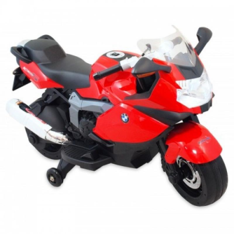 Электромотоцикл BMW Alexis-Babymix Z283 red