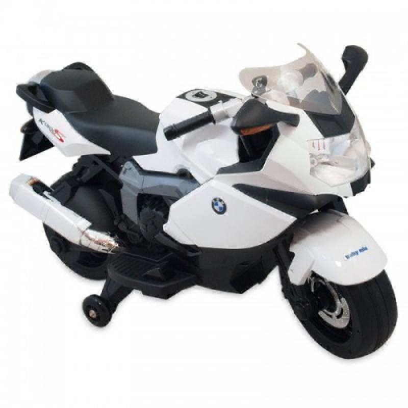 Электромотоцикл BMW Alexis-Babymix Z283 white