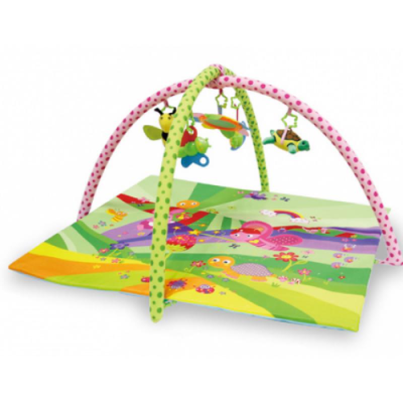 Коврик развивающий Bertoni Fairy-Tales green 1030033
