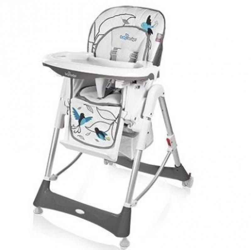 Стульчик для кормления Baby Design Bambi-10 2014