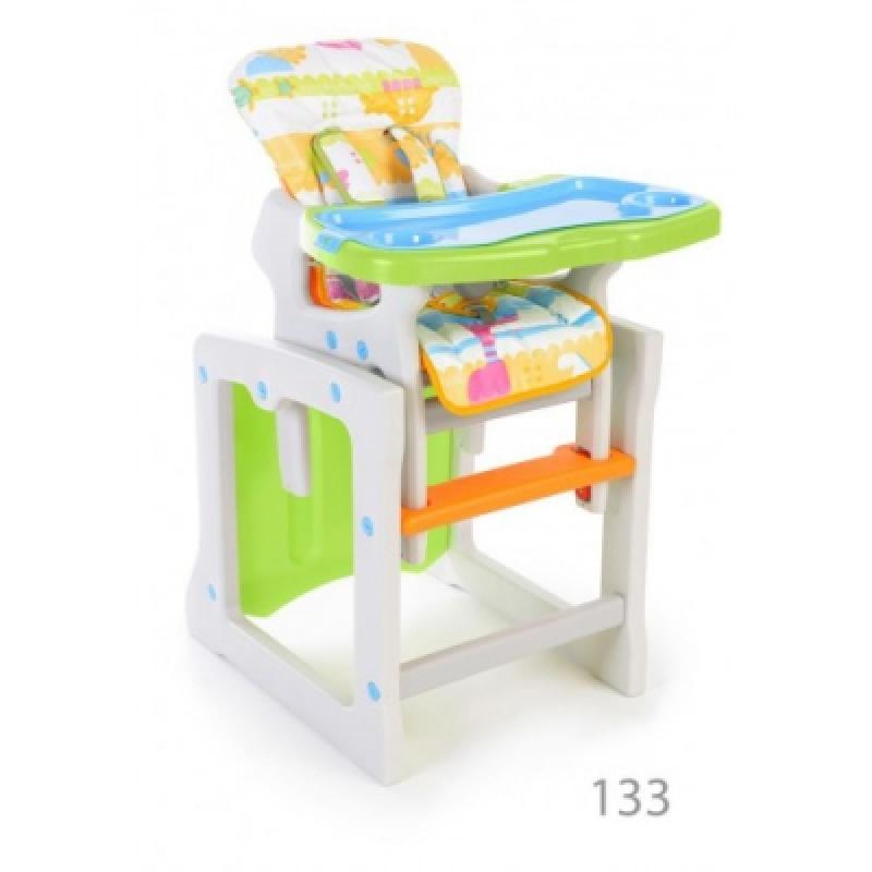 Стульчик для кормления Berber Tiesto HC-901 color 133
