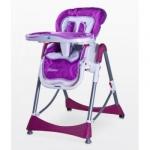 Стульчик для кормления Caretero Bistro - purple
