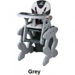 Стульчик для кормления Caretero Primus - grey